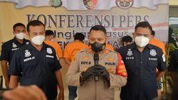 Polisi Tangkap 4 Pelaku Curanmor di Tarumajaya Bekasi, Begini Modusnya