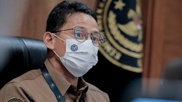 Sandiaga menuturkan, dengan menurunnya level PPKM, sebanyak 31 rumah sakit memutuskan untuk menunda permintaan dukungan akomodasi dan fasilitas pendukung lainnya yang telah disiapkan. Sehingga target 71 rumah sakit yang akan didukung belum tercapai. (Kemenparekraf)