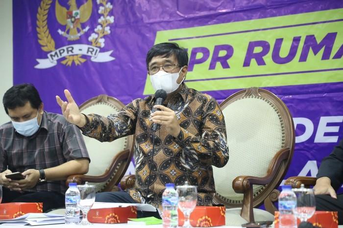 Ketua Badan Pengkajian MPR Djarot Saiful Hidayat