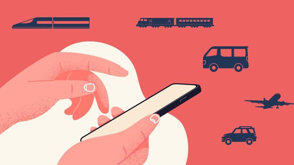 Timbang-timbang Jakarta-Bandung Naik Kereta Cepat vs Transportasi Lain