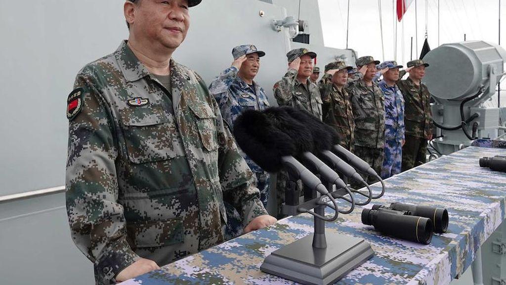 Eks Petinggi Militer AS Sebut Musuh Terbesar China di Laut China Selatan Adalah Dirinya Sendiri