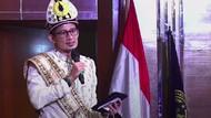 Sandi Ogah Ambil Pusing soal Wacana Diduetkan dengan Anies di Pilpres 2024