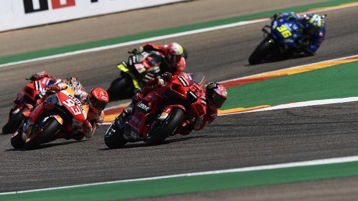 Link Live Streaming MotoGP Emilia Romagna 2021 Saksikan di Sini
