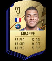 Rating FIFA 22
