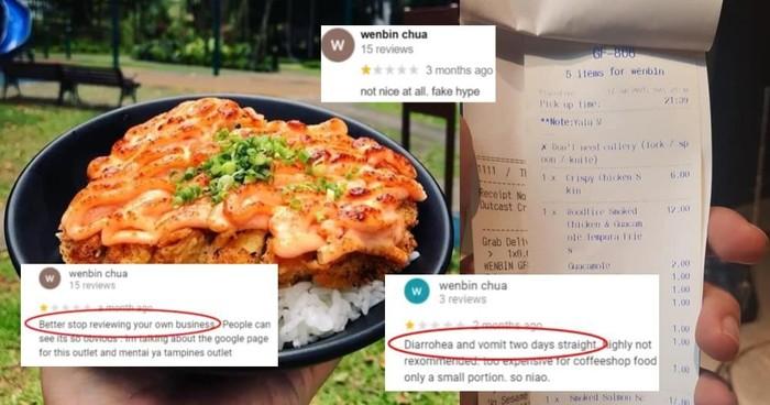 Restoran Ini Tulis Review Palsu di Internet untuk Jatuhkan Pesaingnya