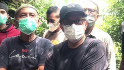Rocky Gerung Cerita Surat Somasi PT Sentul City Disisipkan di Pagar