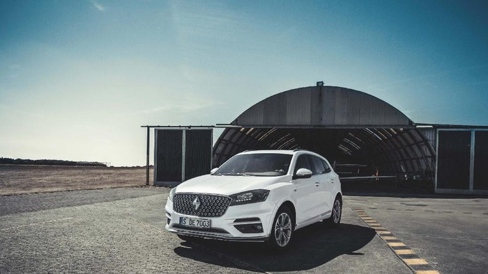 Salah satu produk mobil buatan perusahaan Jerman, Borgward