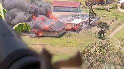 Video Aksi Brutal Teroris KKB di Pegunungan Bintang Papua