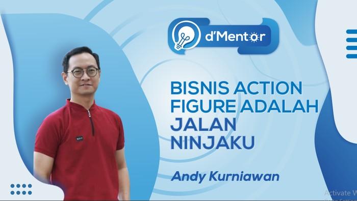 Bisnis Action Figure Jalan Ninjaku