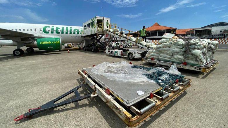 Tingkatkan Layanan Bisnis Kargo, Citilink Luncirkan Apliksi Betterfly Cargo