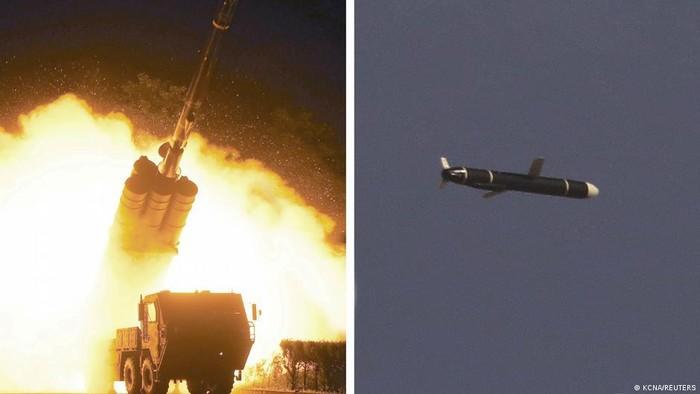 Ujicoba Rudal Korut Siagakan Korsel dan Jepang