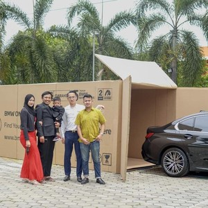 Viral Pengusaha Tangerang Berikan Anak yang Ultah ke-2 Kado Mobil Rp 1,2 M