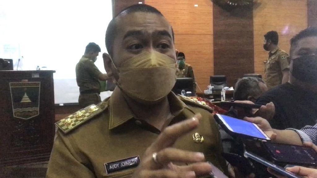 Wagub Sumbar Irit Komentar Usai 33 Anggota DPRD Ajukan Hak Angket