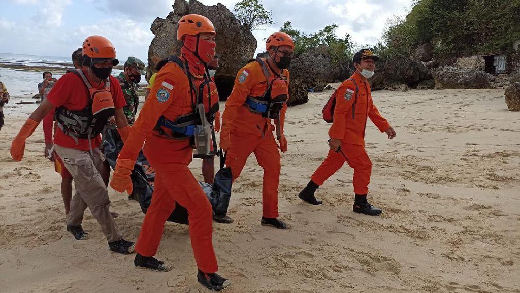 Hilang 3 Hari, Wisatawan Pantai Dreamland Bali Ditemukan Tewas