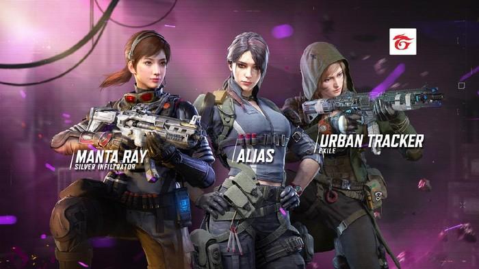 3 Karakter Wanita Idaman Seluruh Pemain Call of Duty: Mobile