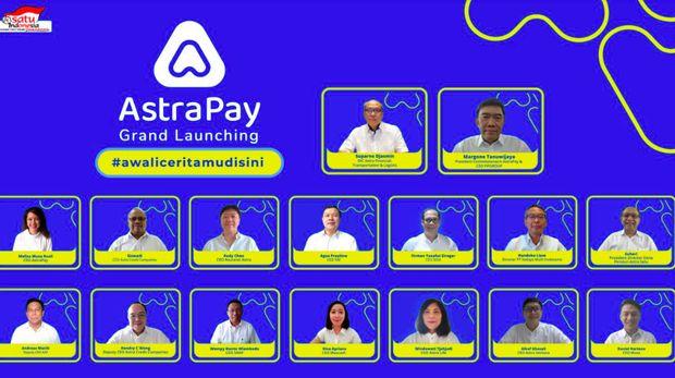 AstraPay2, 15 September 2021
