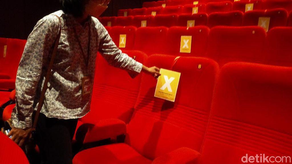 5 Penyesuaian PPKM: Permainan Anak Dibuka hingga Kapasitas Bioskop Nambah