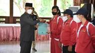 Bupati Kebumen Lepas 22 Atlet ke PON XX dan Peparnas Papua
