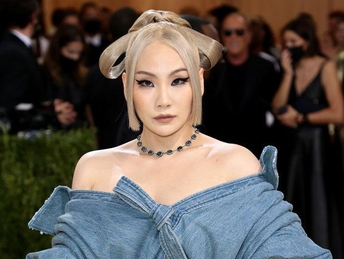 NEW YORK, NEW YORK - SEPTEMBER 13: CL attends The 2021 Met Gala Celebrating In America: A Lexicon Of Fashion at Metropolitan Museum of Art on September 13, 2021 in New York City. (Photo by Dimitrios Kambouris/Getty Images for The Met Museum/Vogue )