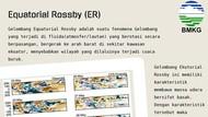 Mengenal Gelombang Rossby, Penyebab Hujan di Jatim Meski Masih Kemarau