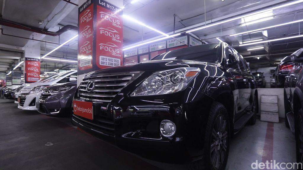 Dealer Mobil Mewah Bekas Focus Motor