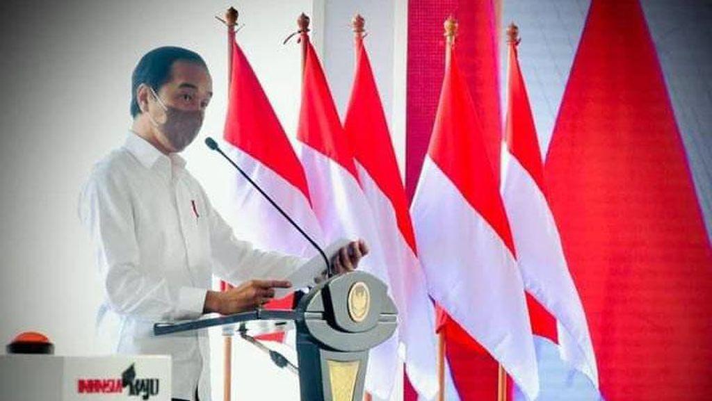Jokowi Sebut Isu Perpanjangan Jabatan Presiden Merugikan Dirinya: Saya Menolak!