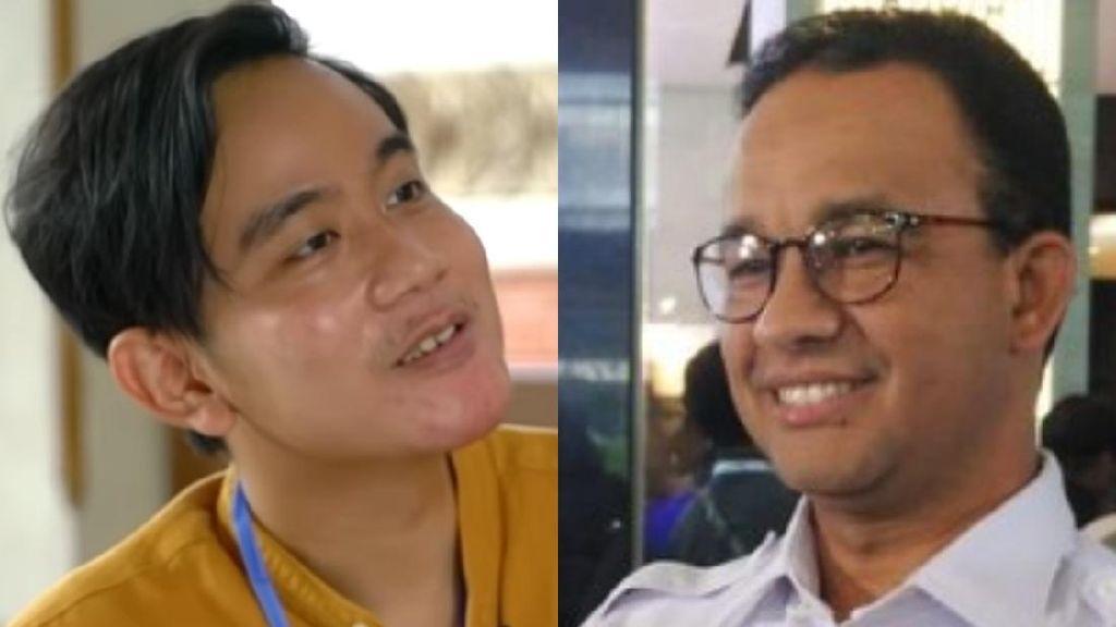 Gibran-Anies Saling Puji, Begini Capaian Vaksinasi di Solo-Jakarta