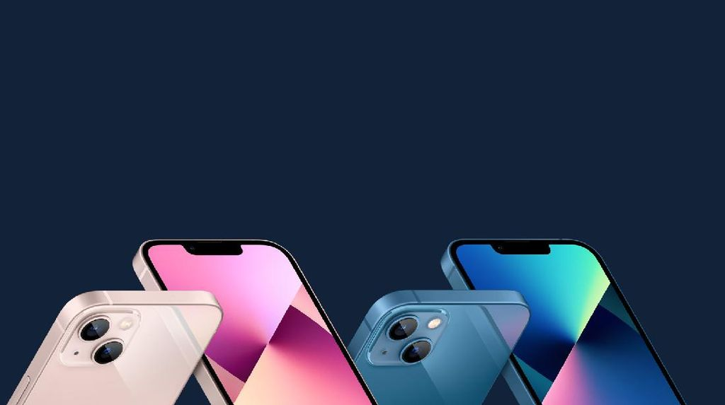 iPhone 13 Diejek Samsung