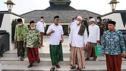 Kunjungi Makam Wali, Wakil Ketua MPR: Jangan Hilangkan Jasa Ulama