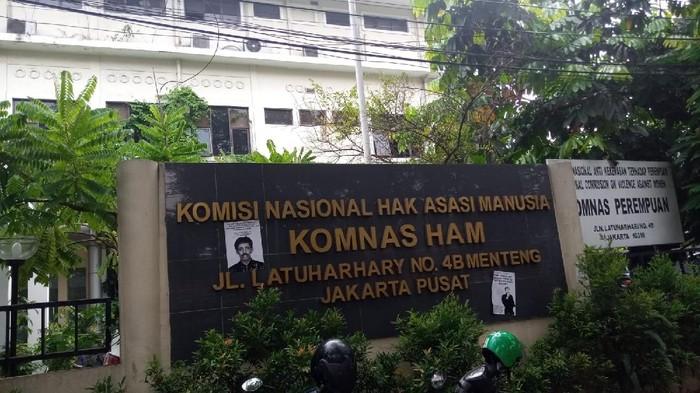 Kantor Komnas HAM (Kadek-detikcom)