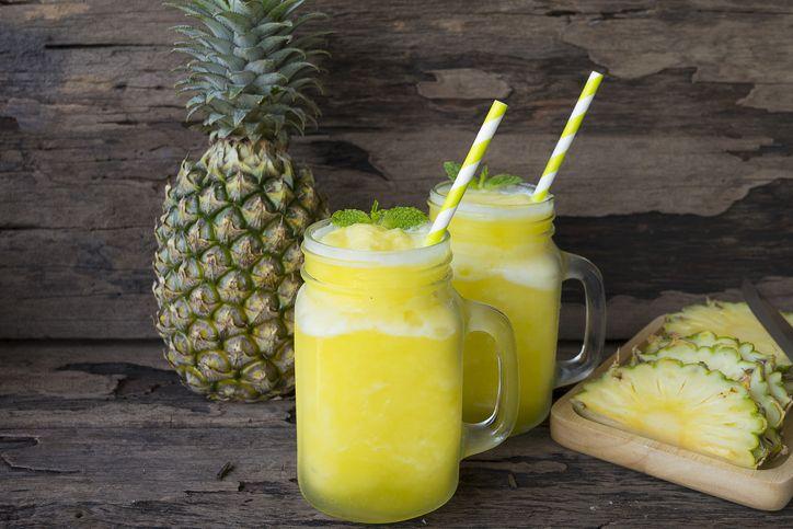 Manfaat jus nanas untuk melawan peradangan