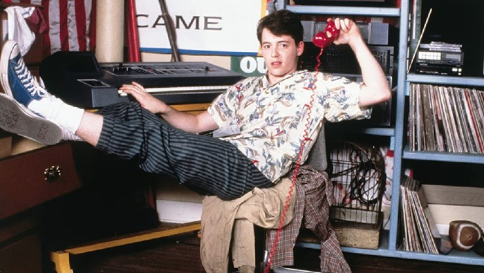 Matthew Broderick, aktor ternama 80an.