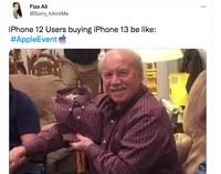 Meme iPhone 13