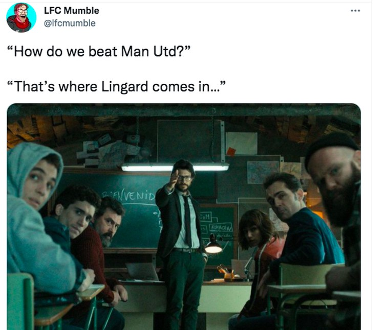 Meme lord lingard