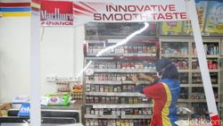 Dokter Paru Apresiasi Larangan Pajang Rokok di Etalase Minimarket