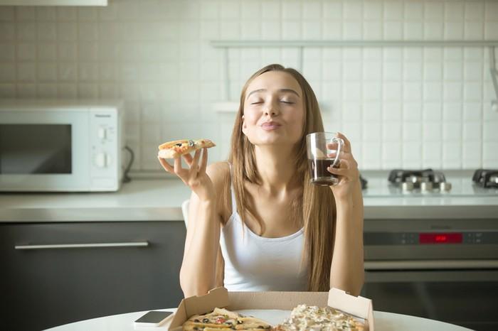Sarapan Pizza Lebih Sehat Daripada Sereal Manis