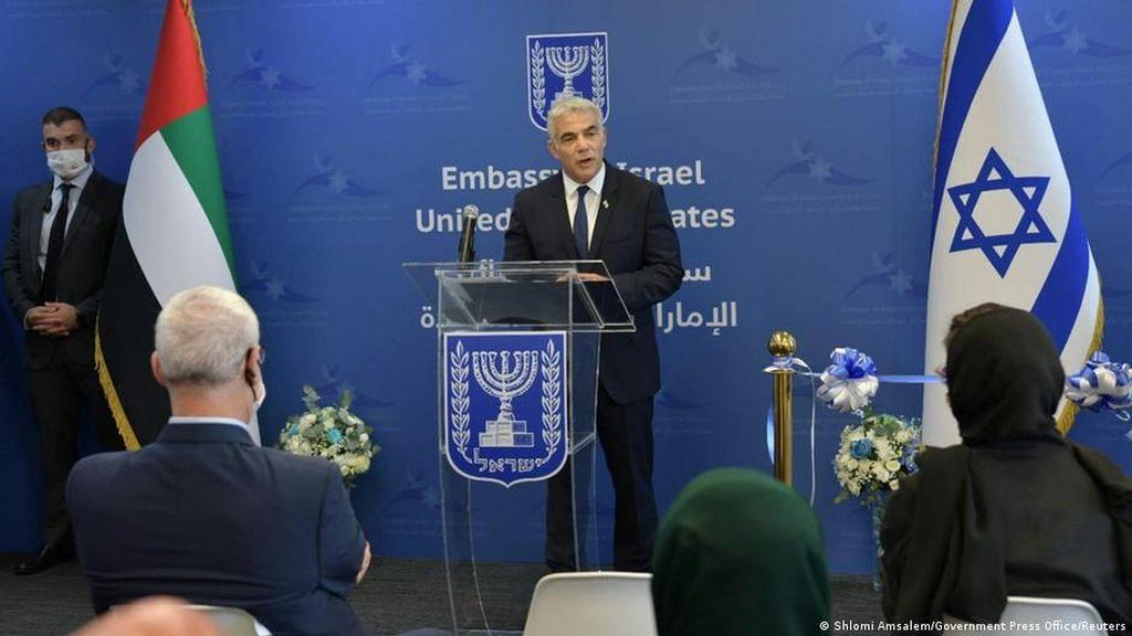 Setahun Normalisasi Hubungan, UEA-Israel Bidik Kerja Sama Triliunan Dolar