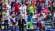 Meriah Banget! Ada Festival Kostum Unik Lho di Rusia