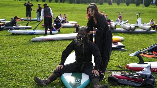 Selain menjadi agenda rutin tahunan pariwisata, festival ini juga dimaksud untuk mempopulerkan SUP ke masyarakat luas.