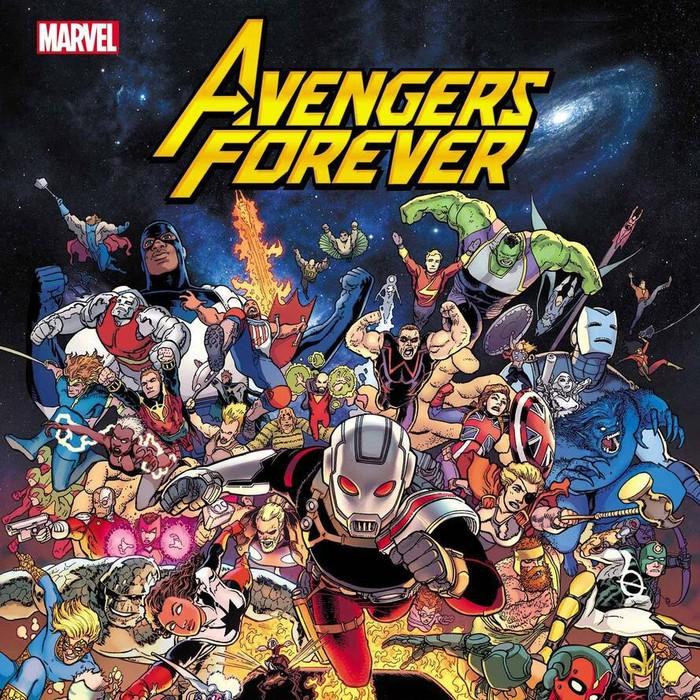 Serial Komik Avengers Forever