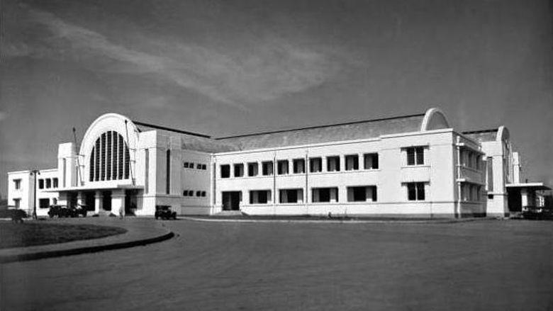 Stasiun Jakarta Kota Tahun 1937