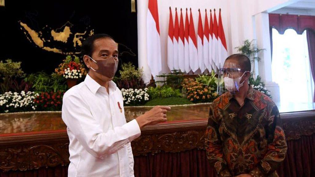 Momen Suroto Bertemu Jokowi hingga soal Sekolah Jadi Sarang Kobra