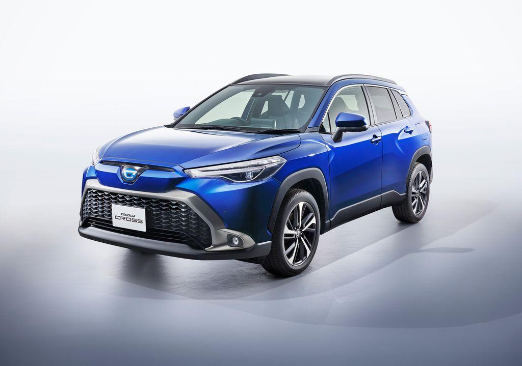 Toyota Corolla Cross JDM
