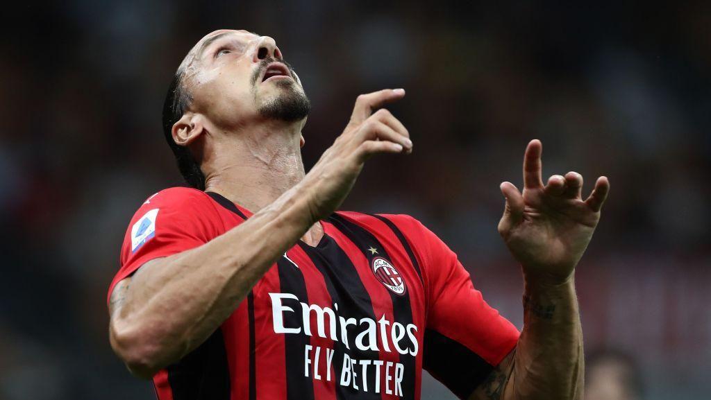 Juventus Vs AC Milan: Ibrahimovic Main Nggak Nih?