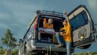 Wujudkan Mimpi, Dua Sejoli Bertualang Keliling Indonesia