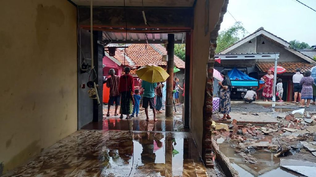 Banjir di Banten, Ini Kabar dari Pandeglang hingga Rangkasbitung