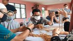 Penampakan Tumpukan Emas 6,8 Kg Jarahan Perampok Bersenpi di Medan