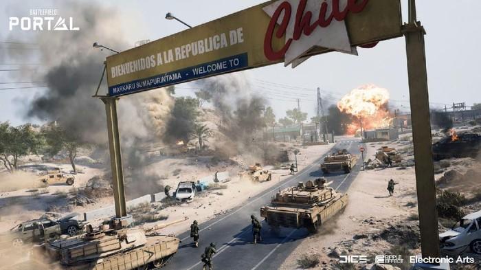 Battlefield 2042 Ditunda Perilisannya Hingga November