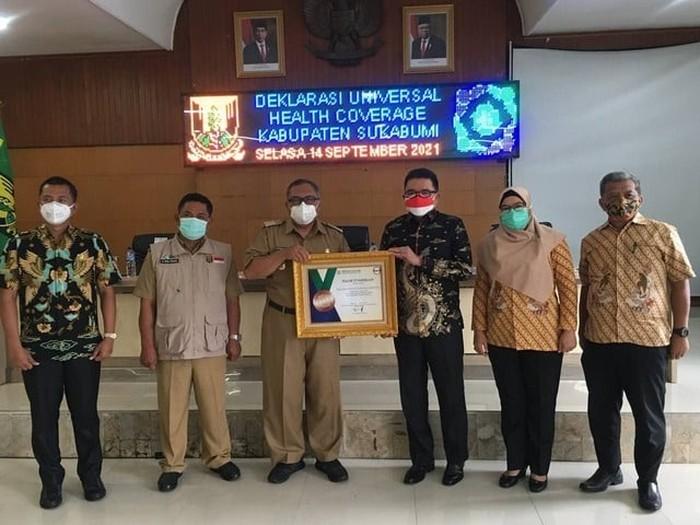 BPJS Kesehatan & Pemkab Sukabumi