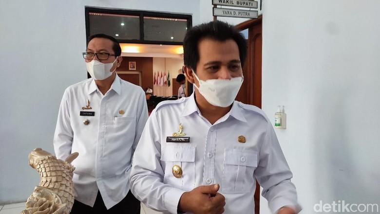Wakil Bupati Ciamis Yana D Putra.